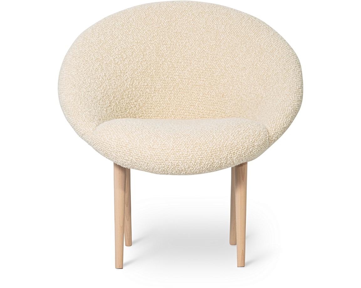 Moon Chair cream moon chair | oliver bonas