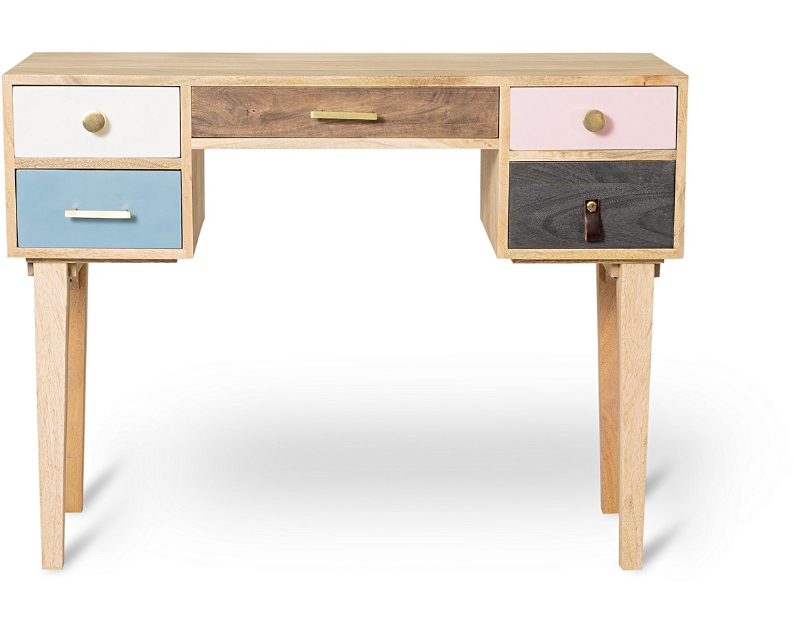 Alicia dressing table oliver bonas for Dining table dressing