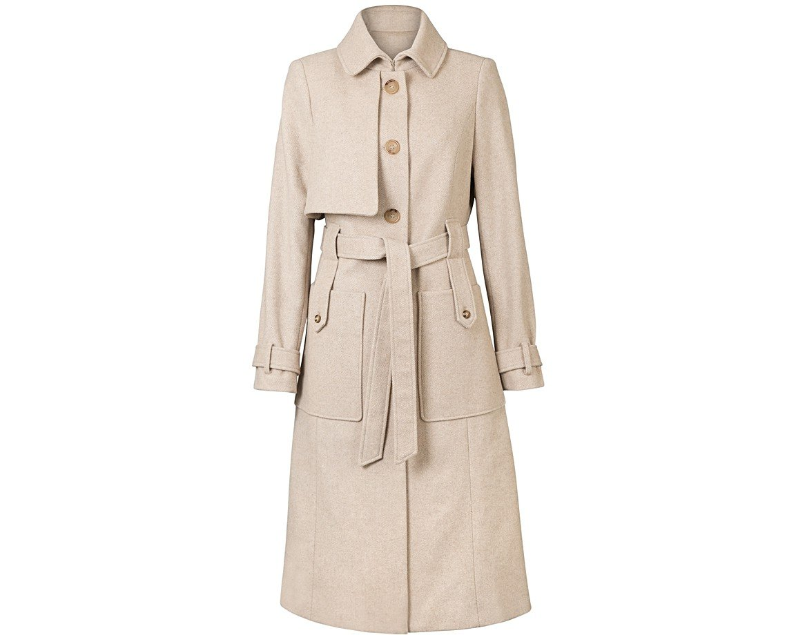 camel wool trench coat han coats. Black Bedroom Furniture Sets. Home Design Ideas