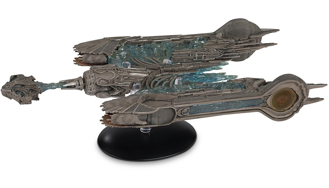 Sarcophagus Starship (Ship of the Dead) | Star Trek Discovery Starships Collection