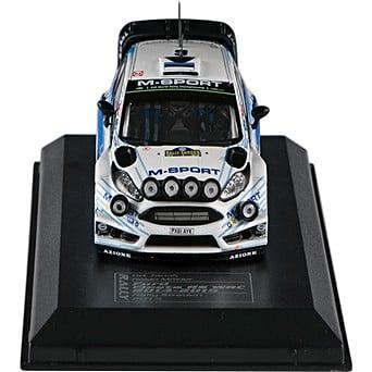 embrague travesura Notorio  Ford Fiesta RS WRC 2012 | Rally Podium Set - Eaglemoss Collections