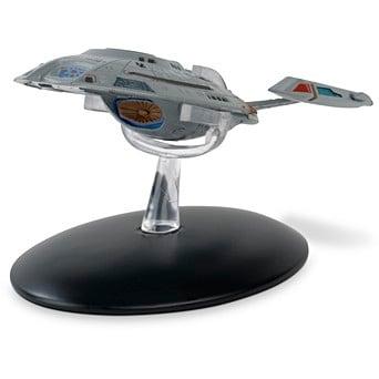 STAR TREK EAGLEMOSS STARSHIPS COLLECTION #15 USS EQUINOX NCC-72381 SHIP