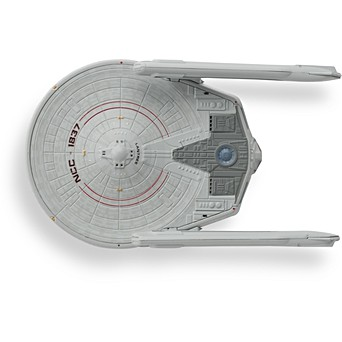 "STAR TREK STARSHIPS COLLECTION #138 /""USS LANTREE NCC-1837/"" EAGLEMOSS"