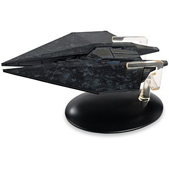 Issue 25 Eaglemoss Star Trek Discovery IN STOCK Section 31 Drone Ship