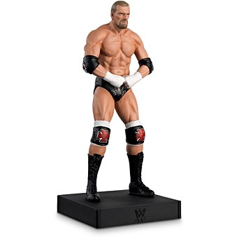 WWE Championship Figurine Collection WWE Triple H Magazine /& Statue Issue 11