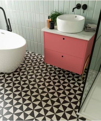 Victorian Flooring Topps Tiles, Victorian Floor Tiles Bathroom