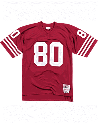 jerry rice jersey