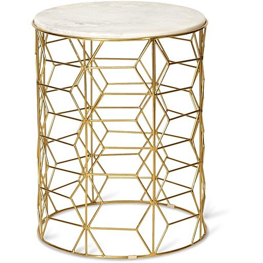 Marble Coffee Table Oliver Bonas: Frame Marble Table