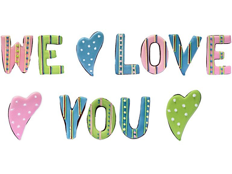 I Love You Clipart - Cliparts Galleries