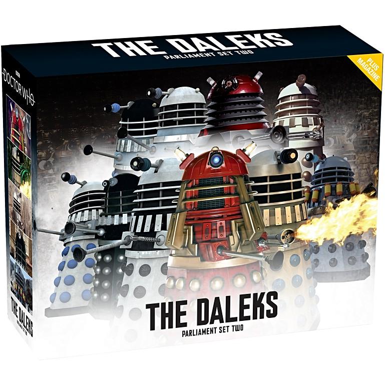 NEW Doctor Who Drone Dalek Line Tracker LAST FEW NOW