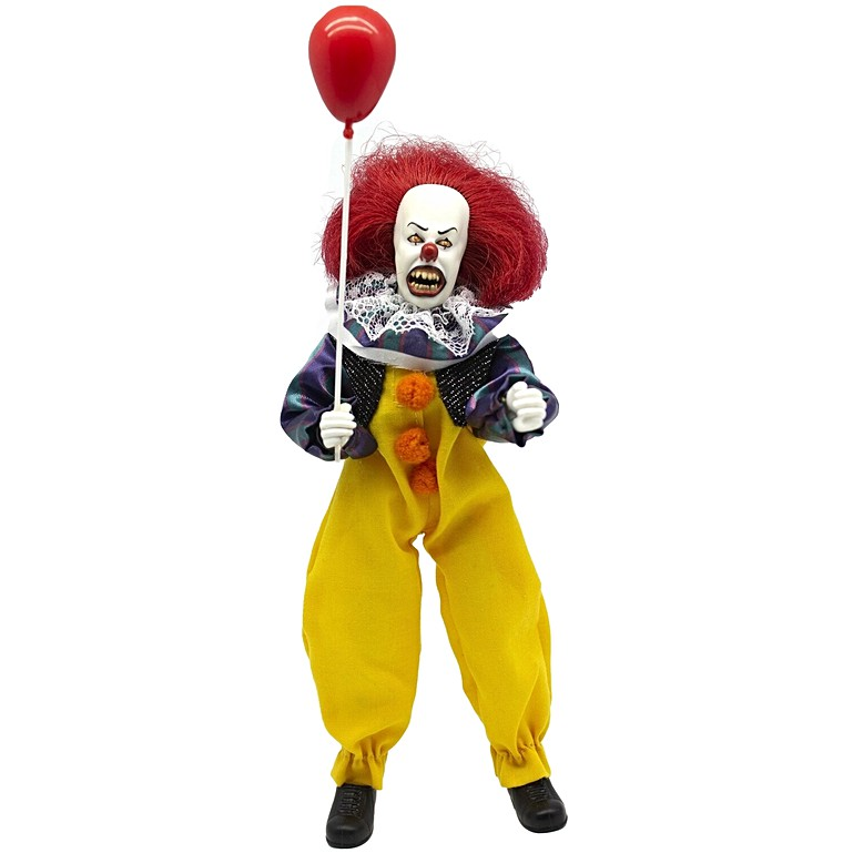 Mego Pennywise Action Figure (IT 1990)