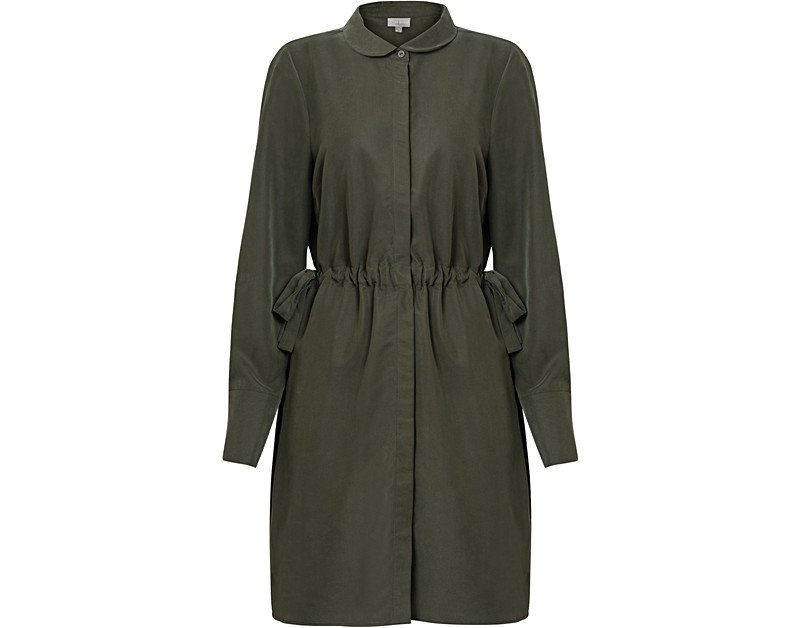 Fearne Midi Shirt Dress