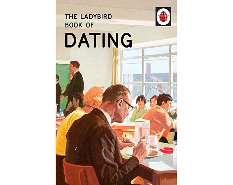 The ladybird book of dating ukraine. when did britney and justin start dating.