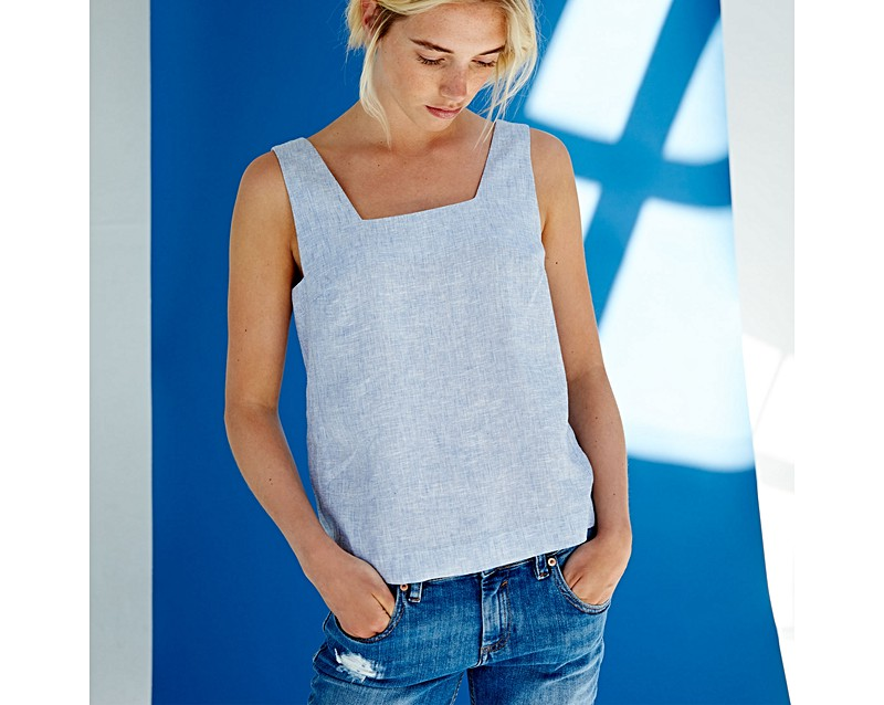 Image result for oliver bonas pinafore top