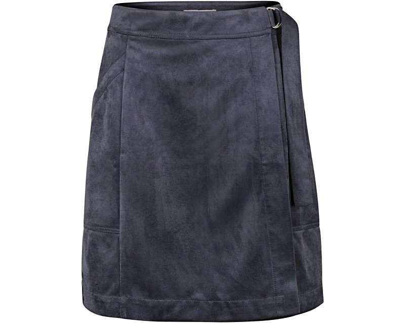 Madison Short Wrap Skirt | Oliver Bonas